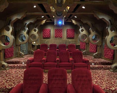 creative home theater design ideas home theater
