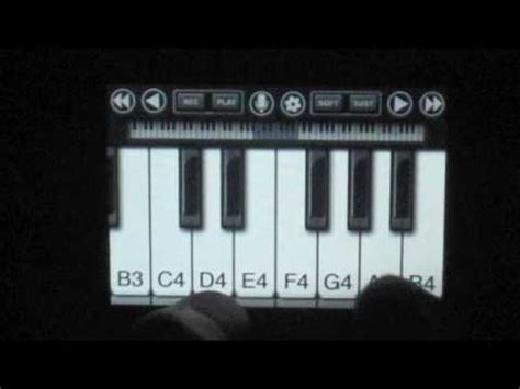 tik tok piano tutorial tik tok by ke ha on iphone ipod touch piano youtube