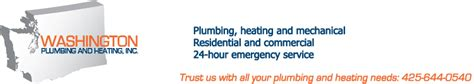 Washington Plumbing And Heating by Washington Plumbing And Heating Inc Residential And