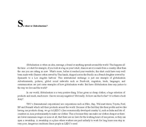 Globalization Essay Topics by Essay Globalization Globalization Essay Topics Nursing Papers Massey Esl Persuasive Essay