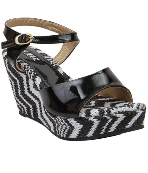 y comfortable kielz comfortable black heeled sandals price in india buy