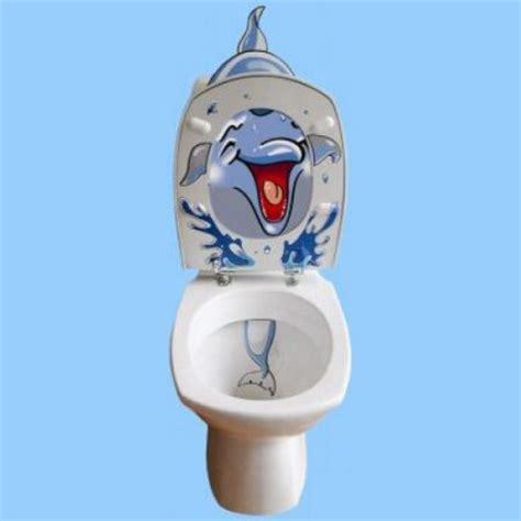 Toiletten Aufkleber Kinder by Wc Delfin Aufkleber Sticker Toilette Klodeckel