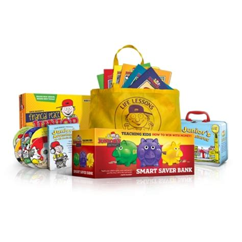 Dave Ramsey May Giveaway - giveaway dave ramsey s quot kid s monster pack quot bundle one winner