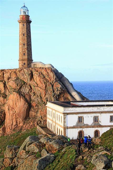 The Lighthouse of Vilán - O Camiño dos Faros Faro