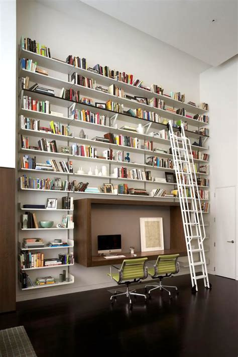 Home Bookshelf Wall Bookshelf Interior Design Ideas