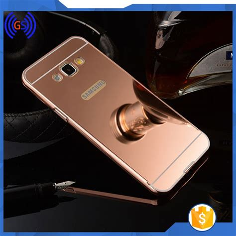 Bumpercase Mirror Samsung Galaxy J7 phone cover for samsung galaxy j7 the mirror phone cover skin