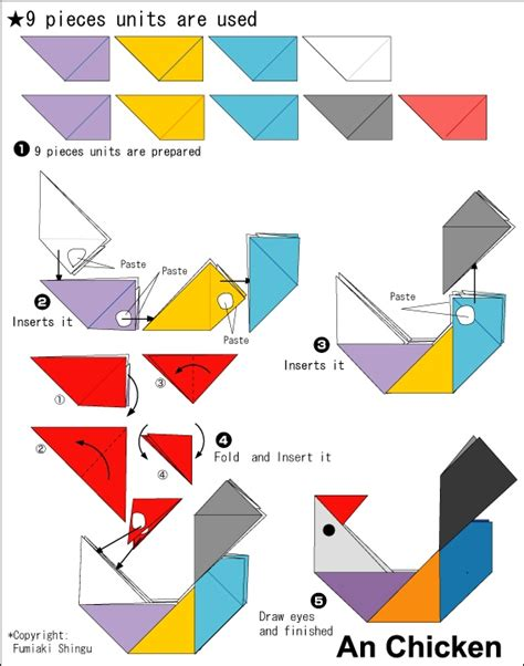 Www En Origami Club - 17 best images about terre dell ovest 3 origami on