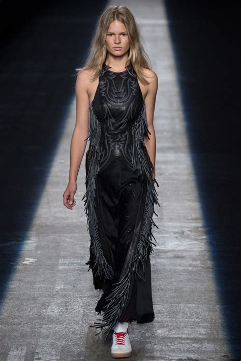 New Fashion Show by Ewers At Wang Fashion Show In New York
