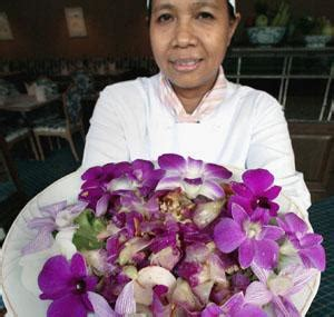 Thai Flower Power by Thai Flower Power Takes On Fried Insects Thingsasian