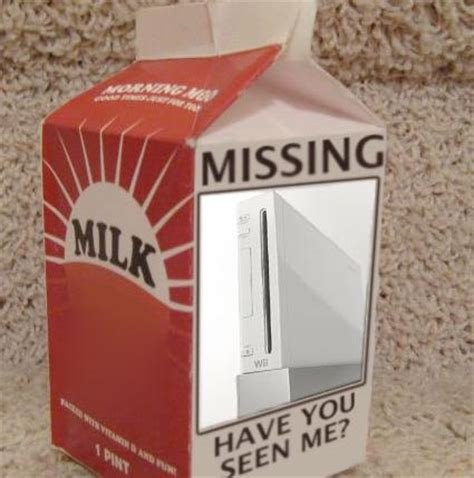 missing person milk template the softball insider put this on a clincher box