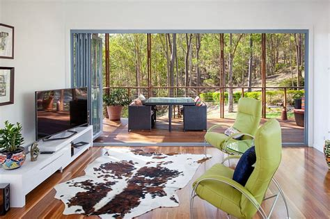 Cowhide Rugs Brisbane Affordable And Stylish Second Dwelling One Bedroom Home