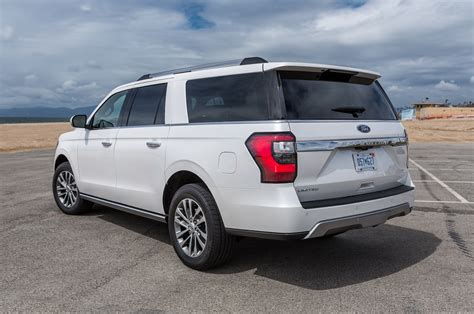 Ford Expedition Max by Ford Expedition Max Limited 2018 Analizamos Su Interior