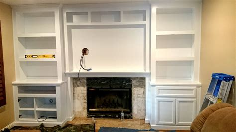 Built In Wall Units With Fireplace by Built In Wall Unit With Fireplace Reversadermcream