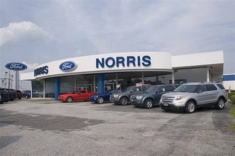 Norris Ford by Norris Auto Dundalk Md 21222 1435 Car Dealership