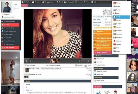 chat sites  talk  strangers style vanity