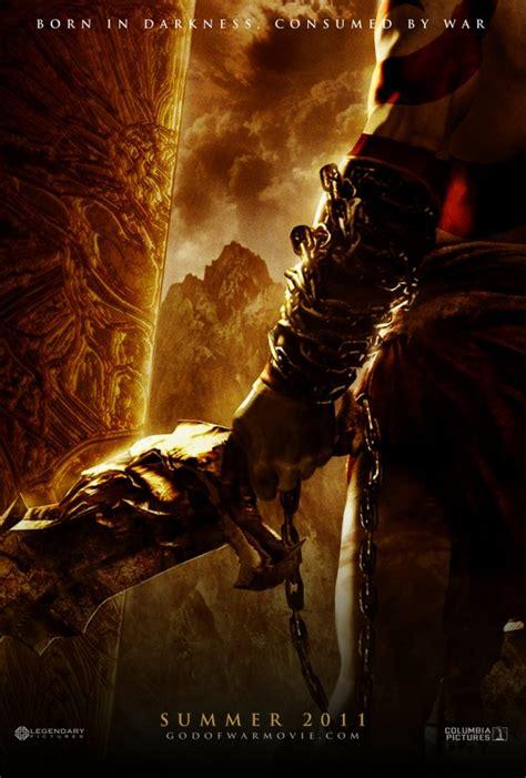 film god of war kapan rilis posteres de alguns games se virassem filmes f 243 rum