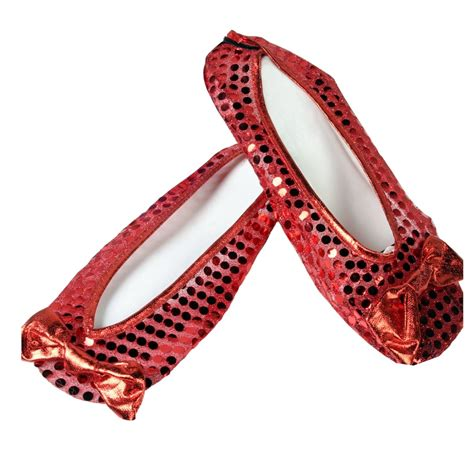 ruby slipper shoe covers the wizard of oz dorothy ruby slippers shoe covers child