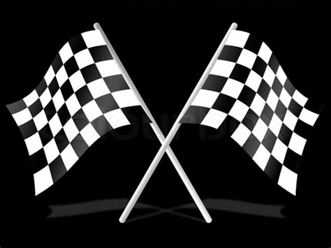 Topi Trucker Flag Racing Hitam Putih checkered flags icon stock photo colourbox