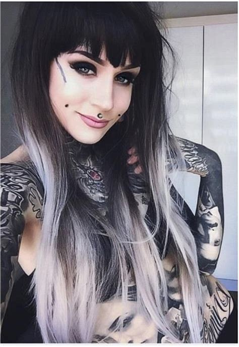 tattoo ink hair dye 88 cheek piercing designs to highlight your natural dimples