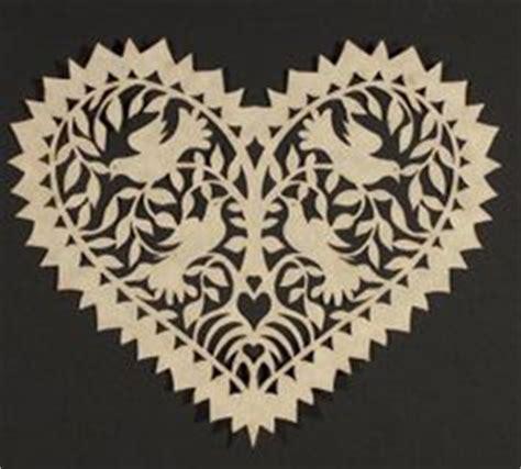Valen Edelweis scherenschnitte papercut edelweiss german