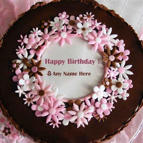 pink birthday cake   edit