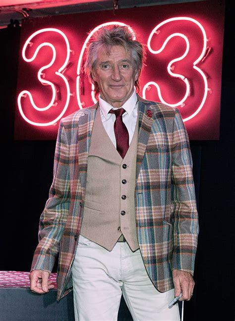 Stewarts Deal Upsets Rod by Cliff Richard Offered Money By Rod Stewart Singer Will