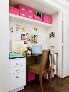 holly s closet home office makeover before after 1000 ideas about converted closet on pinterest modern