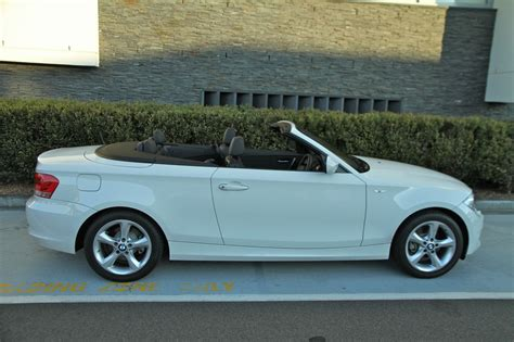 Bmw 1er Cabrio by Bmw 1 Series Convertible Review Photos Caradvice