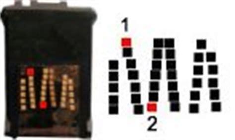 reset hp deskjet d2460 hp chip resetter azzeramento livello inchiostro cartucce