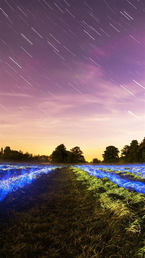 Wallpaper 4k Ultra Hd Iphone | iphone hd wallpapers stars artistic aurora field ultra hd