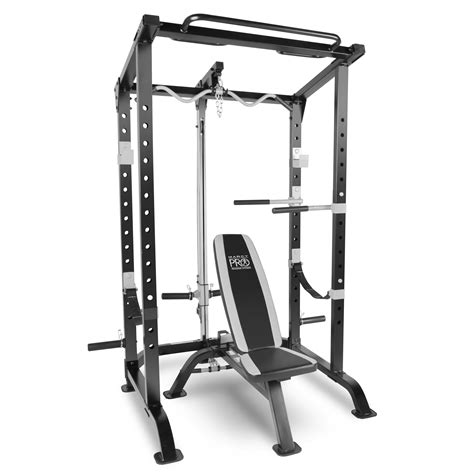 marcy workout bench marcy pro full cage and weight bench personal home gym