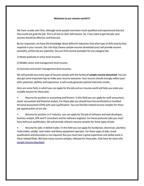 handyman resume template sle resume handyman resume ixiplay free resume