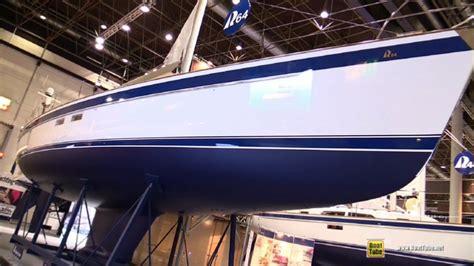 sail boat show 2018 2018 hallberg rassy 64 sailing yacht at 2018 boot