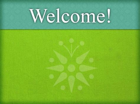 welcome powerpoint template welcome ppt background powerpoint backgrounds for free