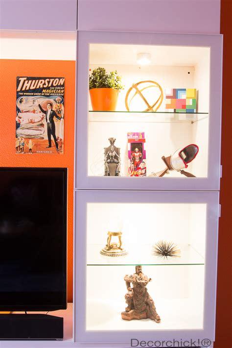 besta display case the orange man room reveal decorchick 174