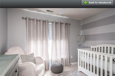 Gray And White Crib Gray And White Baby Room Room Grey