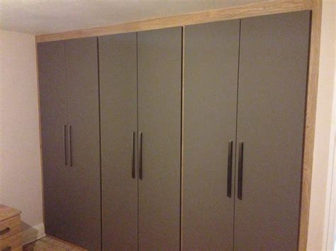Dark Bedroom Furniture fitted bedroom wardrobes dave watson fitted furniture
