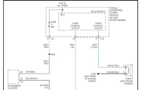 wiring diagram for 2006 dodge ram 2500 get free image