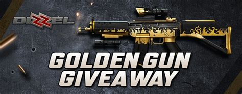 Free Rifle Giveaway - dizzel golden gun giveaway get beta keys