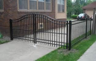 iron fences gates hamilton fencing columbus ohio