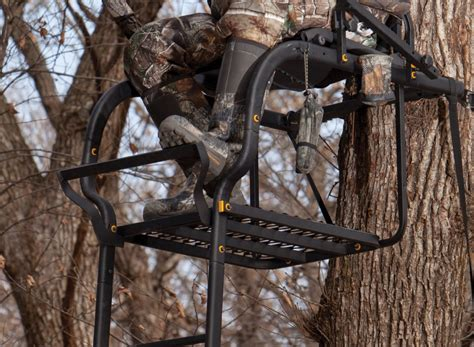 tree stand tree stands and ground blinds essential preparation for