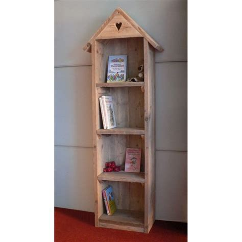Used Bookshelves used wood bookshelves steigerhout boekenkast kinderkamer