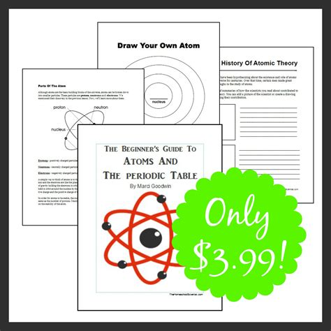 a beginner s guide to the periodic table the beginner s guide to atoms and the periodic table the