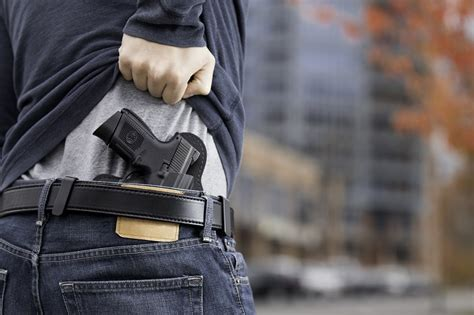 concealed carry methods of carrying concealed the prepper journal