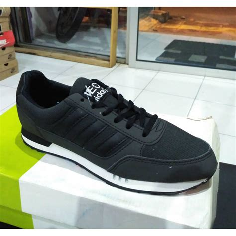 Sepatu Adidas Casual For Black sepatu casual sepatu olahraga sepatu sekolah sepatu