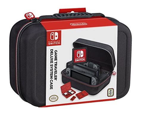 rds industries inc nintendo switch traveler deluxe import it all