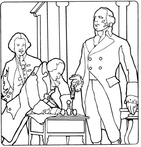 Bill Of Rights Coloring Pages Coloring Pages Bill Of Rights Coloring Pages