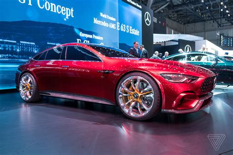 mercedes concept up with the mercedes amg gt concept the verge