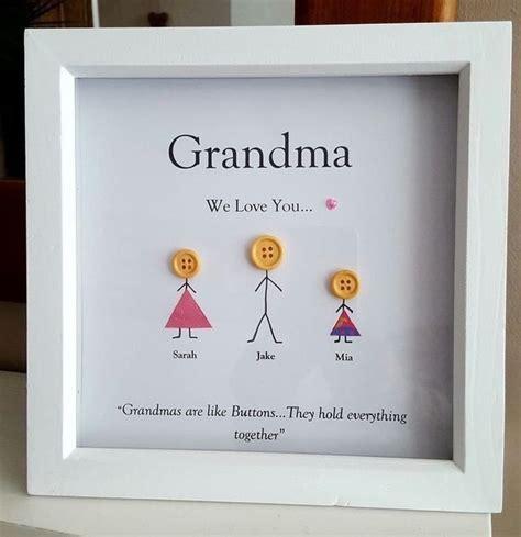 personalised grandma nan mum birthday gifts white box