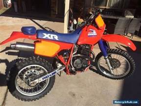 honda xr600r honda xr600r for sale in australia